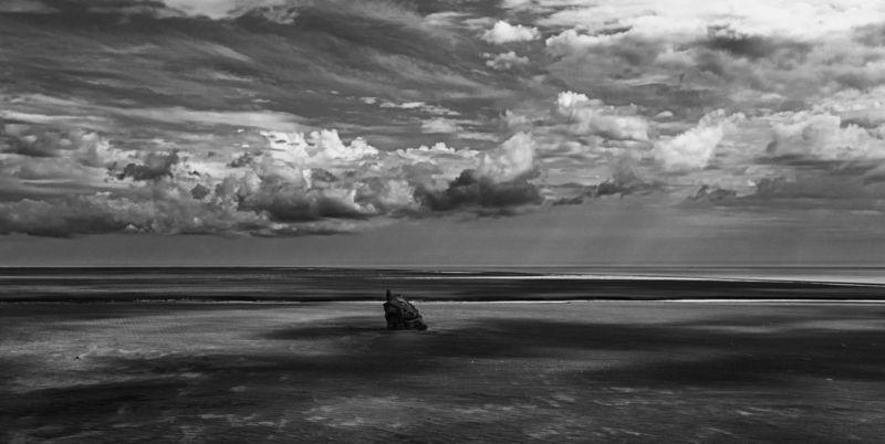 аэрофотосъёмка,пейзаж,iceland,абстракция одиночествоphoto preview