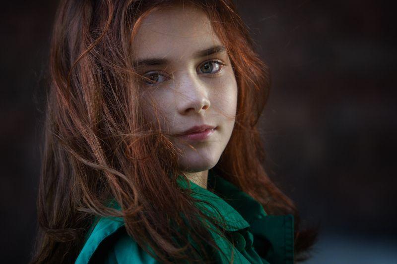 девочка, модель, детство Миланаphoto preview