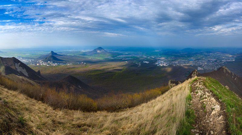 весна,гора,бештау,солнце,кмв,пейзаж,железноводск Луч солнцаphoto preview