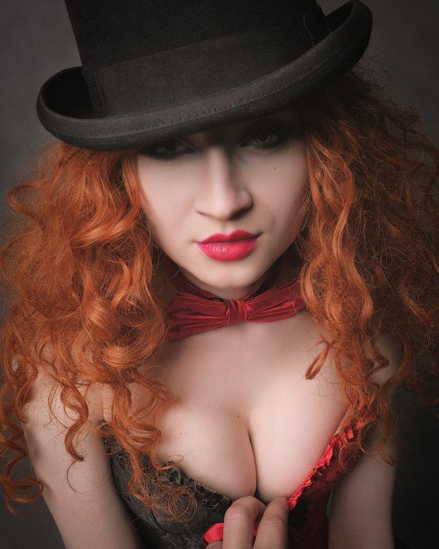 circus arts, portrait, female portrait, beauty, conceptual photo, hint, eroticism circus artsphoto preview
