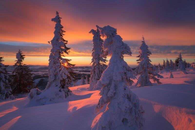 landscape,winter,canon,mountains A Dream of Winter фото превью
