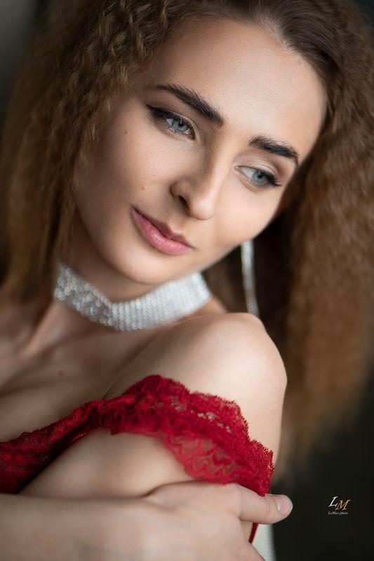 портрет, девушка, москва, фотограф, женский портрет, портретный фотограф, будуар Аннаphoto preview