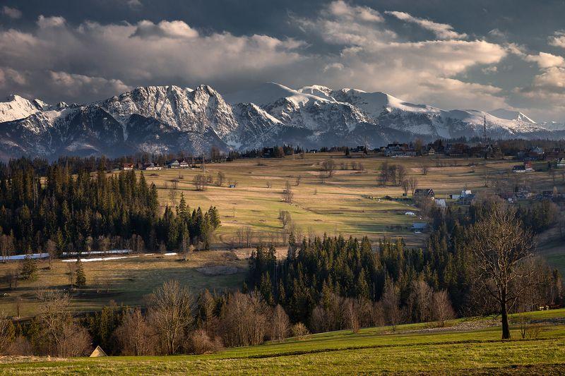 mountains, spring poland Tatra Mountainsphoto preview