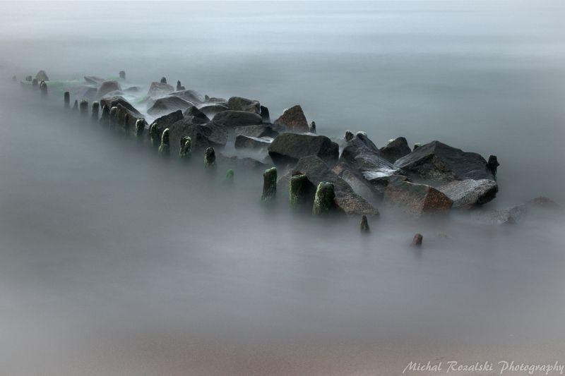 long exposure, sea, ,rocks, ,boulders, ,horizon, ,blue, ,sky, ,landscape, ,photo, ,fog, ,misty, ,foggy, ,blur Dreamlandphoto preview