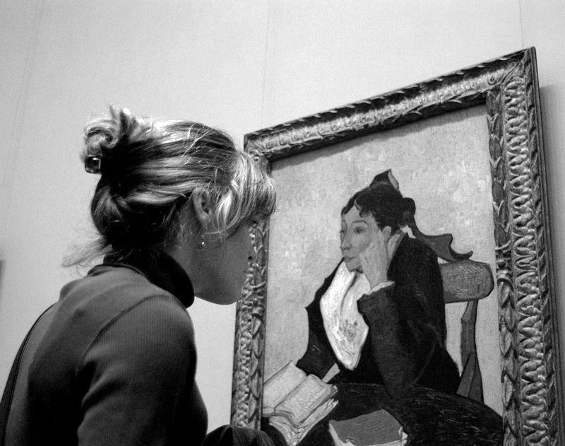 зеркало души В музее Нью-Йоркаphoto preview