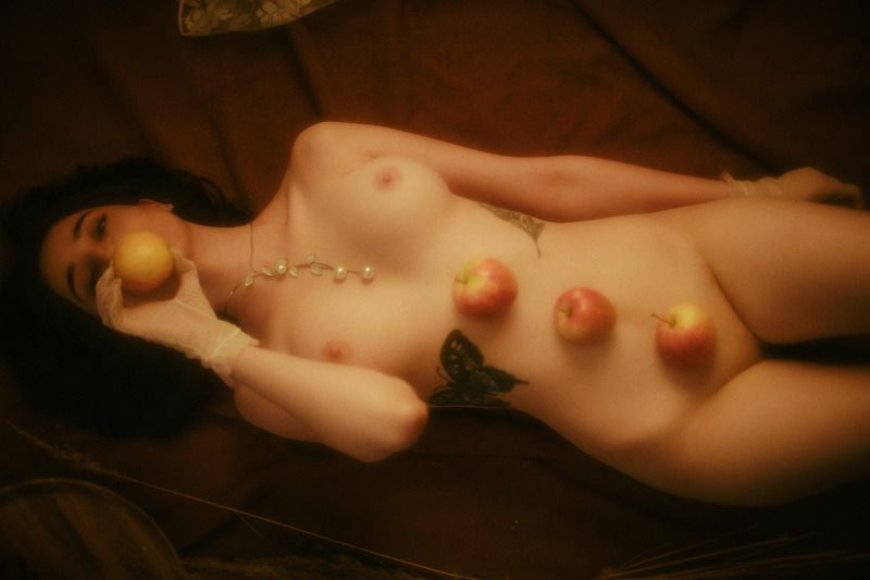 Яблочки.photo preview