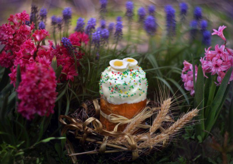 пасха, великдень Світлого Великодня!photo preview