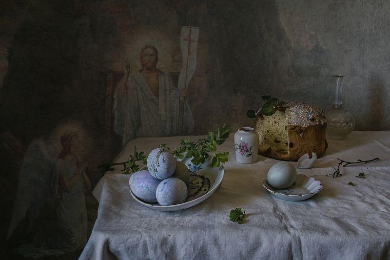 натюрморт, пасха Христово Воскресенье!photo preview
