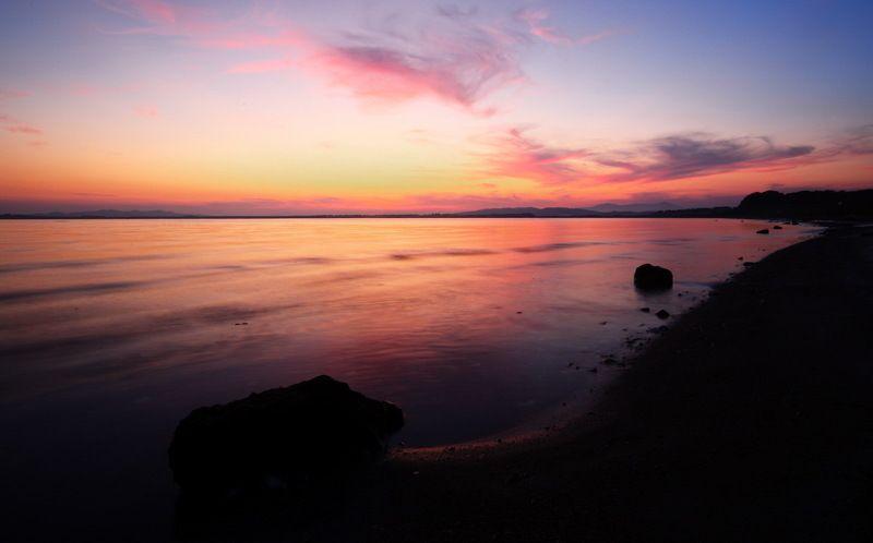 закат, Хасанский район, Табунная б. Табуннаяphoto preview