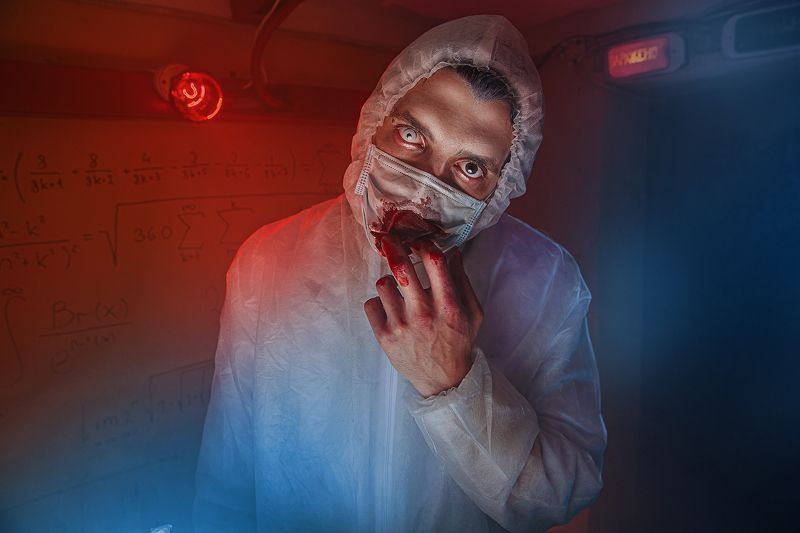 вирус, эпидемия Эпидемияphoto preview