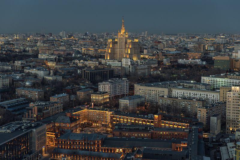 Высотка на Кудринской площади и лофт на Рочдельской улице в photo preview