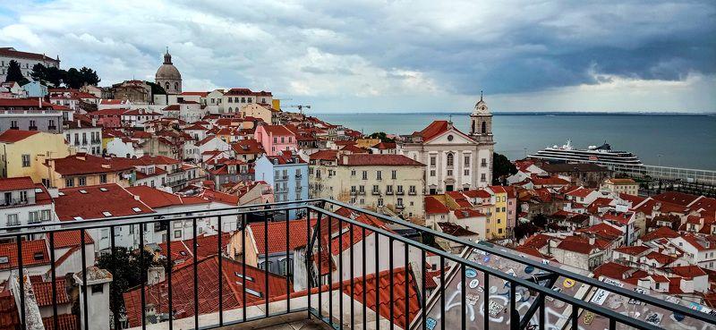 Street, Reportage, Landscapes, City,  Lisbon photo preview
