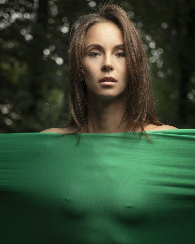 Photography ,Outdoors ,Beautiful ,Woman, ,Beautiful Woman One ,Person ,Portrait, green, female, lady, sexy, hot, Евгенияphoto preview
