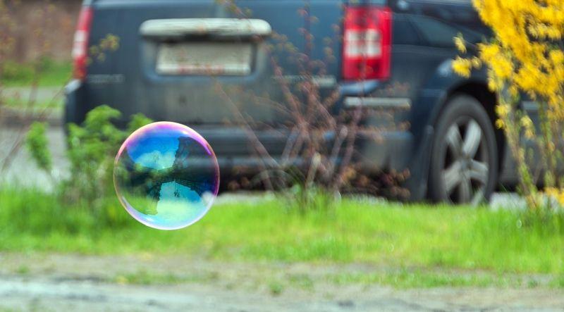 Мир в мыльном пузыреphoto preview