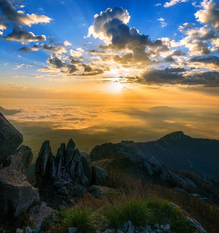 солнце,май,бештау,кмв,природы,пейзаж Очарованный странникphoto preview