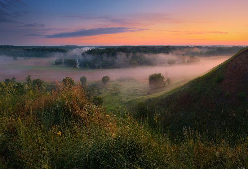 рассвет, туман, пейзаж, лето, долина, утро, панорама, свет, foggy, misty, dawn, moments, summer, light, fog, valley, landscape, panorama such a different moments of dawn ..photo preview