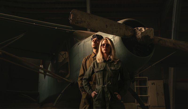 авиатор ретро кино AVIATORphoto preview
