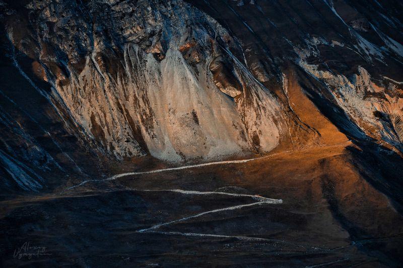 dagestan, дагестан, mountains, sunset. light, серпантин, serpentine, road Zorrophoto preview