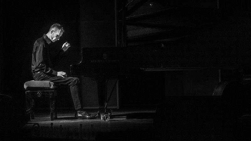 чб рояль джаз чернобелое Пауза. Дмитрий Белицкийphoto preview