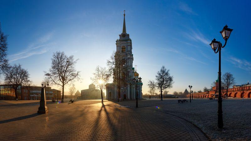 тула, кремль Тени Тульского кремляphoto preview