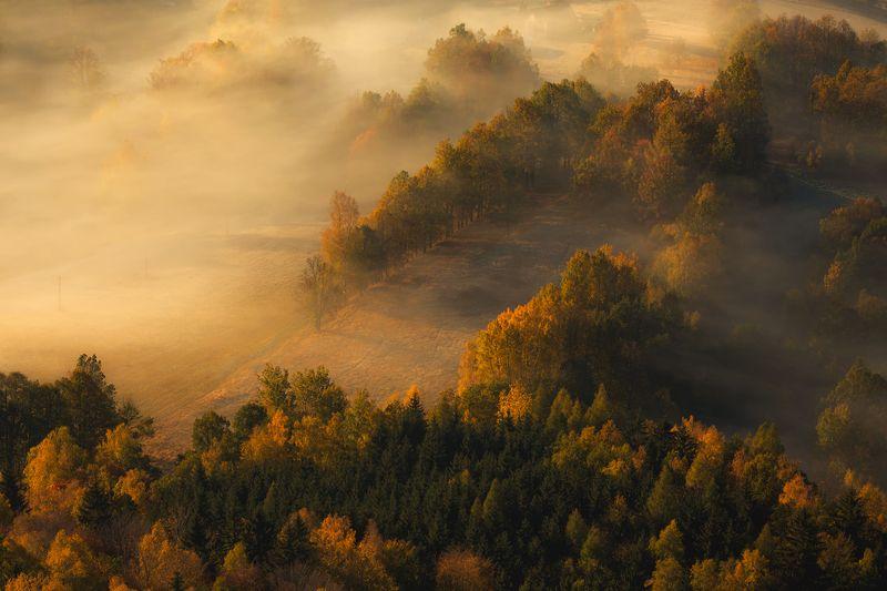 landscape,autumn,canon,mountains Ode to a Sunrise фото превью