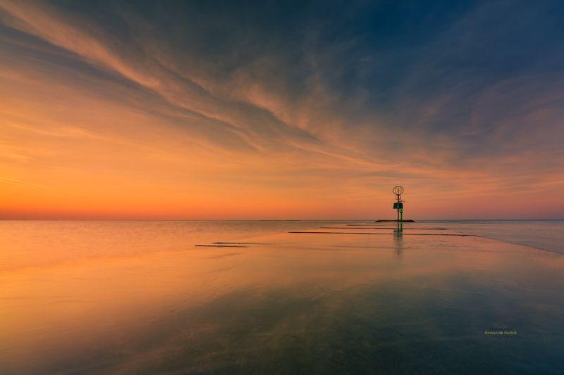 morze, chmury, pejzaż, woda, zachód słońca, wschód słońca, długa ekspozycja, kolory, niebo,  Sea stories. фото превью
