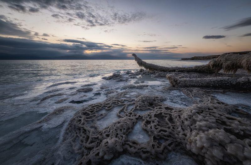 Dead Sea Salt Patternsphoto preview