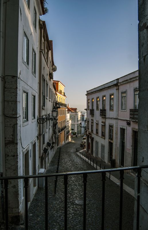 Street, City,  Lisboa - Alfamaphoto preview