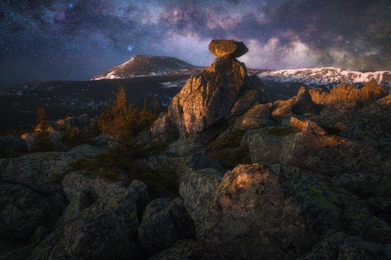 Звезды над Иремелемphoto preview