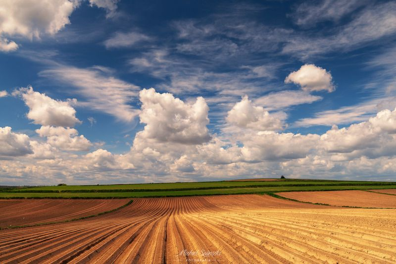 #ponidzie #poland #spring #clouds #sky #nature #landscape #benro #pentax Paradise...photo preview