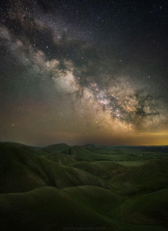 долгие горы, фототур, яковлевфототур, василийяковлев Ночь в Долгих горахphoto preview