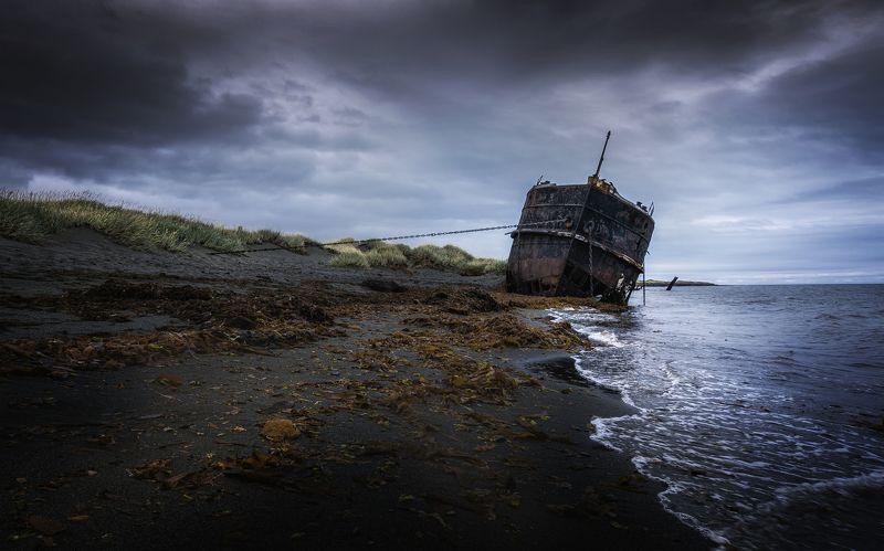 shipwreck, seascape, landscape, amadeo Amadeo Shipwreckphoto preview