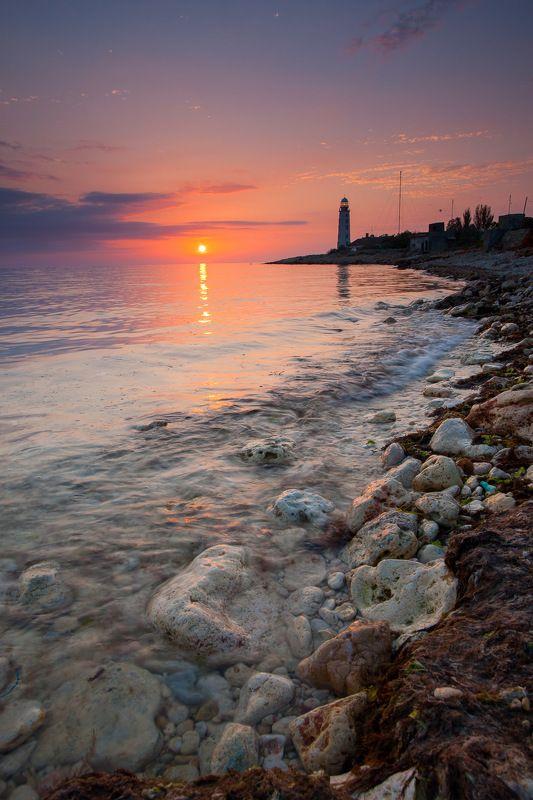 херсонес, мыс херсонес, черное море, крым, херсонесский маяк, севастополь Херсонесский маякphoto preview