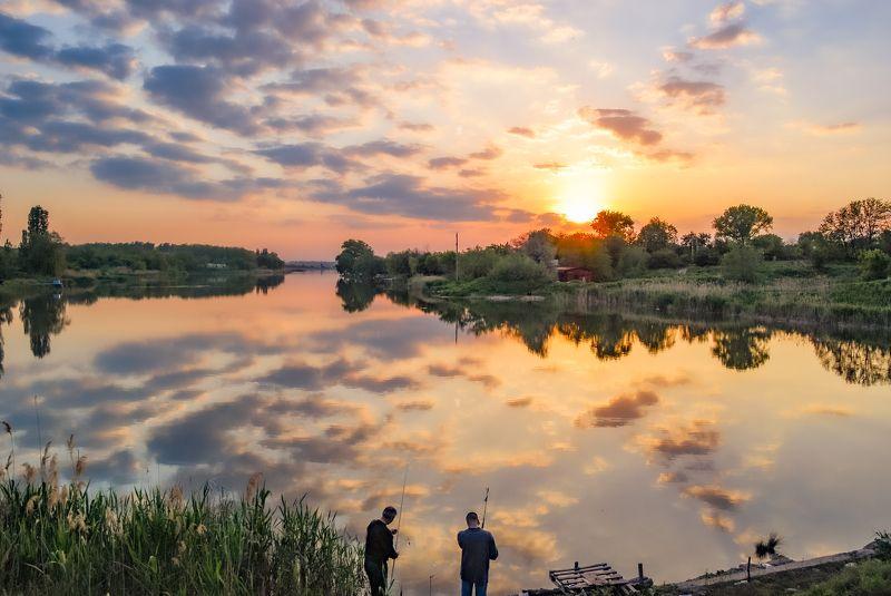 Рыбаки и небоphoto preview