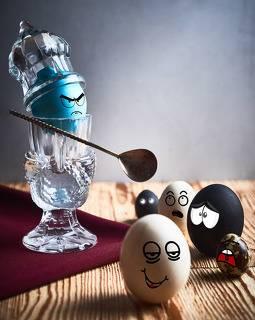 Когда берёшься за яйца, результат может быть неожиданный...