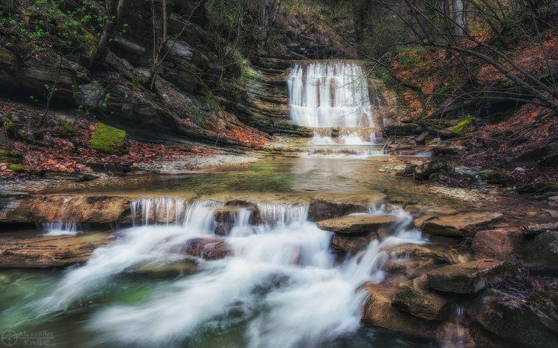 Там, где вода каскадами...photo preview