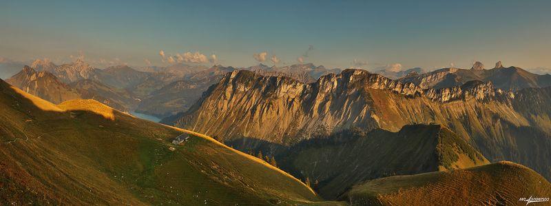 swiss Вечер в Горах..photo preview