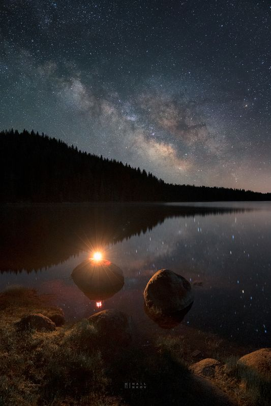 Shiroka poliana lake, Bulgaria фото превью