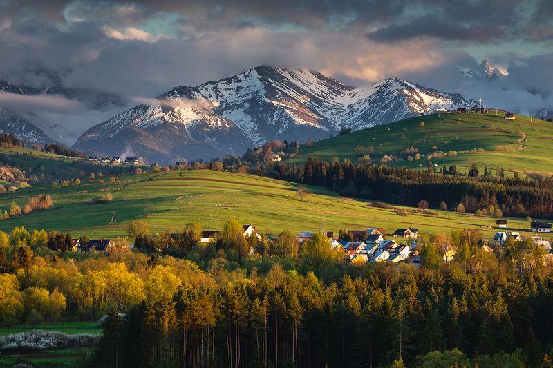 mountains, spring, poland, slovakia Spring in the Mountainsphoto preview