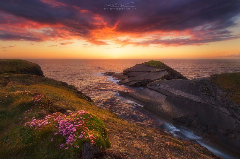 Kilkee Cliffs, Co. Clare, Irelandphoto preview