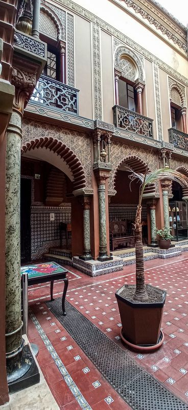 City, Architeture, Street, Casa do Alentejo - Lisboaphoto preview