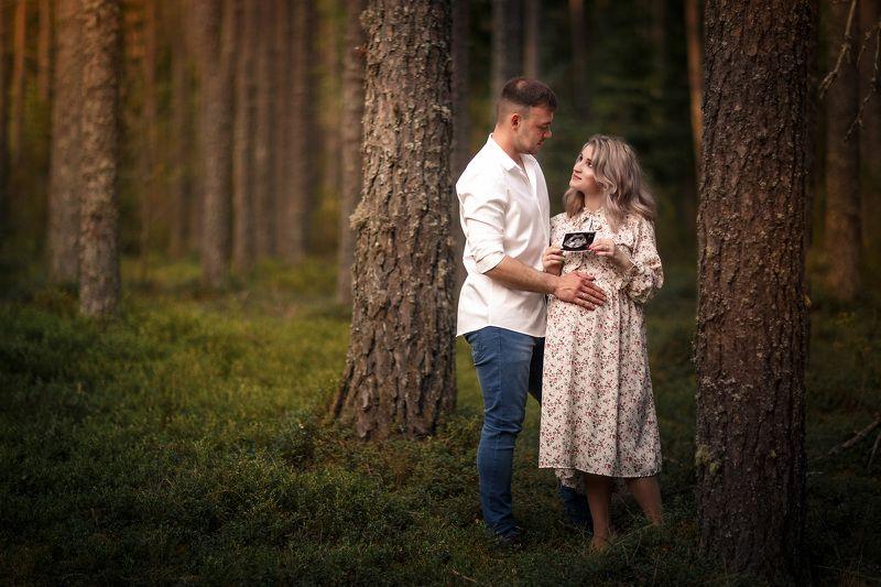 Трое в лесу, не считая фотографаphoto preview