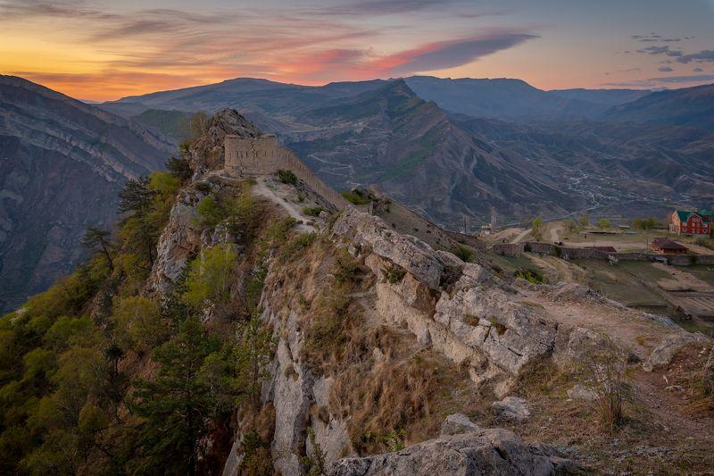 дагестан, кавказ, башня Башня Шамиляphoto preview