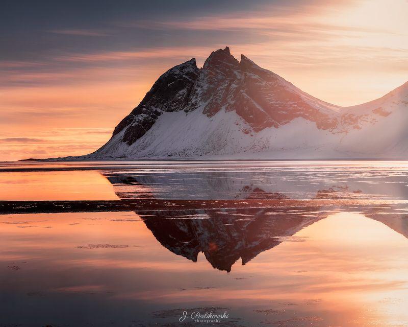 iceland, mountains, ocean Icelandphoto preview