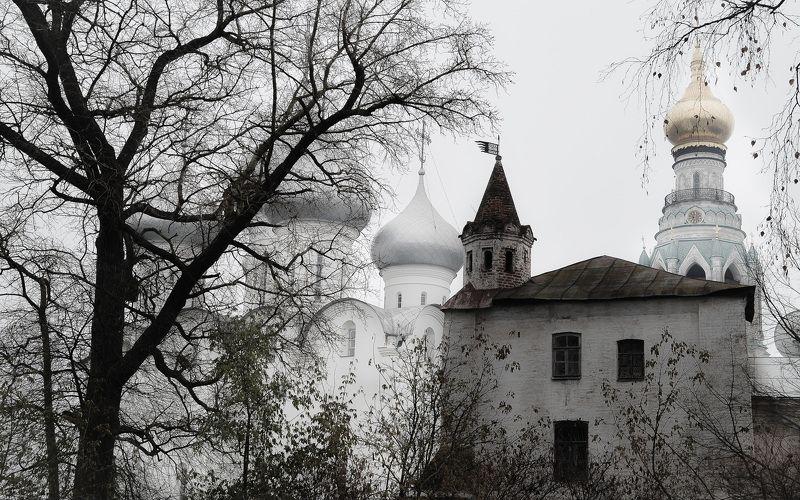 город, архитектура, вологда, история, церковь, православие Пасмурный день.photo preview