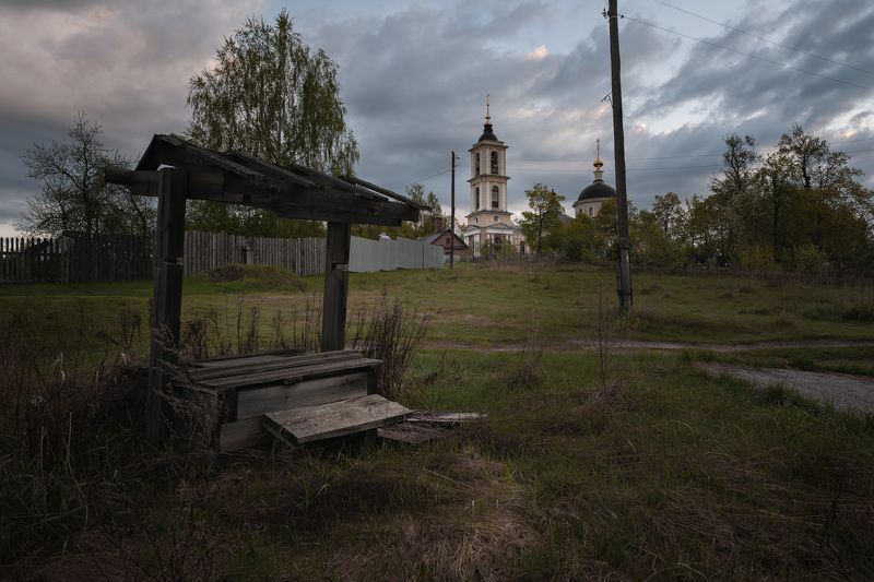 колодец,деревня Вода ушлаphoto preview