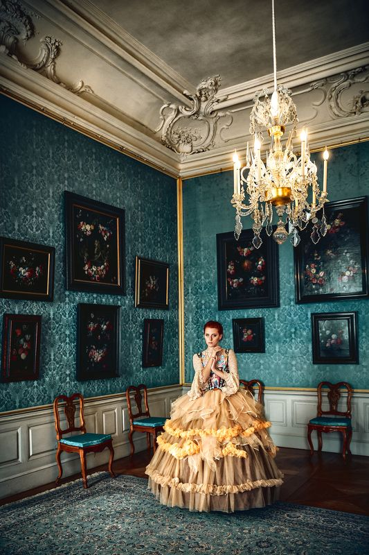 woman, portrait, fashion, indoors, beauty, art There is a Princess inside all of usphoto preview