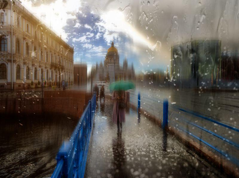 майский дождь...photo preview