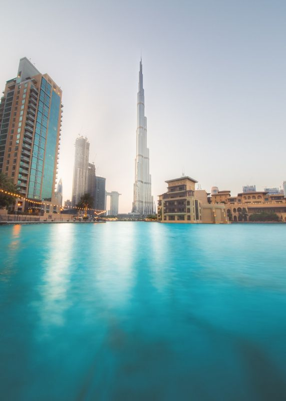 дубай, оаэ, dubai, uae Burj Khalifaphoto preview