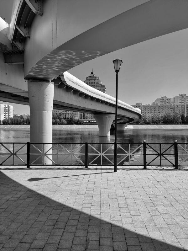 Изгибы городских мостов 3photo preview